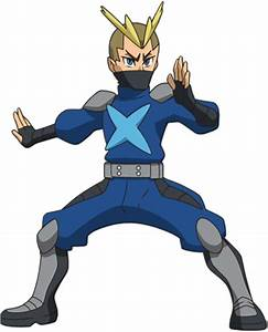 ninja pokemon images
