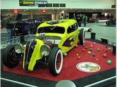 Painted Rat Rod at Detroit Autorama 2011 Torque News