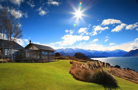 whare kea lodge hotel   southern alps