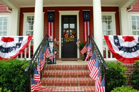 Home Decor For 4th Of July : Patriotic Pictures For Great Ideas