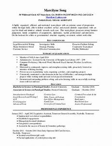 marcilyne song paralegal resume 2016 With paralegal resume 2016