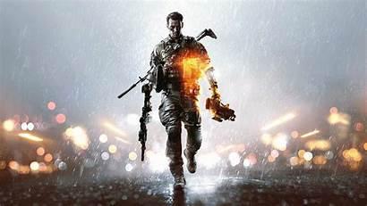 Battlefield Rain Background Wallpapers Abyss