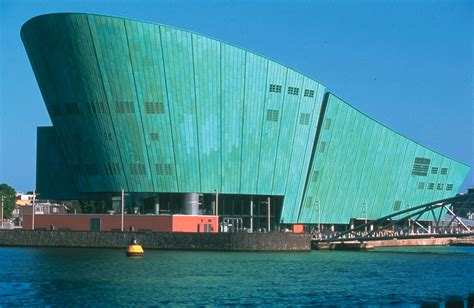 Amsterdam Museum Technology by Nemo National Center For Science And Technology U Met Y