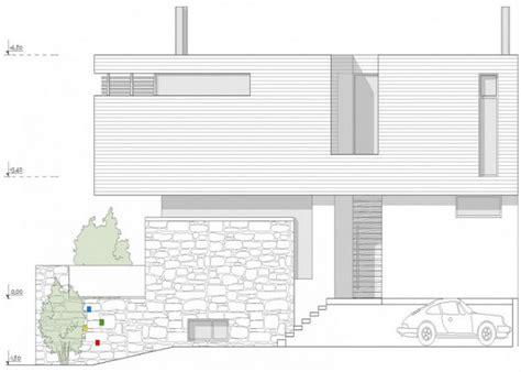 rumah minimalis tampak depan batu alam