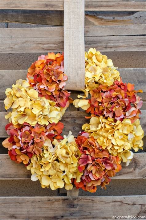 15 Diy Fall Wreaths  I Am In Love!  Designer Trapped