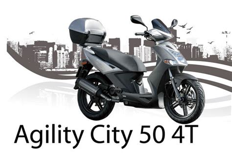 2013 Kymco Agility City 50 Review  Top Speed