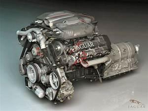 Engines   Jaguar Aj-v8