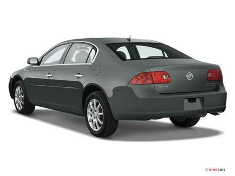 2008 Buick Lucerne by 2008 Buick Lucerne 4dr Sdn V6 Cxl Specs And Features U S