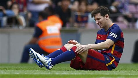 Messi out of Club World Cup semi with renal colic ...