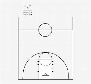 Download Basketball Court Outline Png