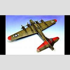 Boeing B17g Flying Fortress Revell 172 Step By Step  Part 3 Youtube