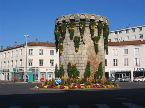 rond point 224 poitiers rond point