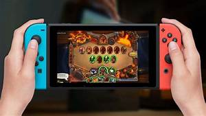 Design A Hearthstone Card Will Blizzard Ever Bring Hearthstone To Switch