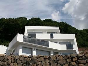 Haus Am Hang Bauen Stützmauer : haus am hang architekt ~ Lizthompson.info Haus und Dekorationen