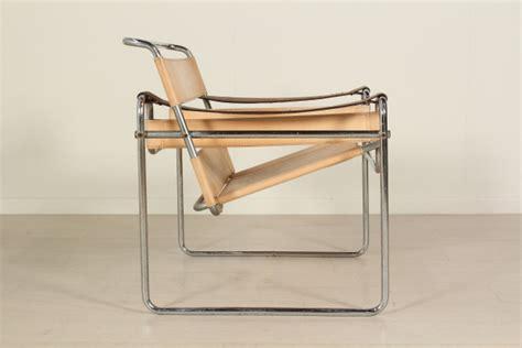 Poltrona Wassily Ebay : Wassily, La Poltrona Di Breuer Icona Del Design