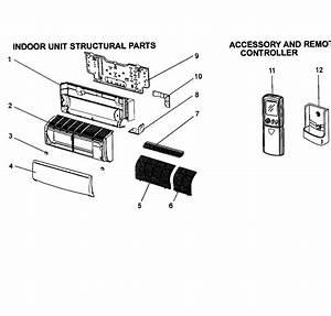 Mitsubishi Split C Parts