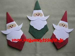 Weihnachtsmann Basteln Aus Pappe : weihnachtsmann serviettenhalter ~ Haus.voiturepedia.club Haus und Dekorationen