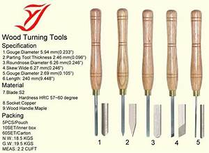 Woodcraft Powermatic Jointer, Wood Turning Chisels Names