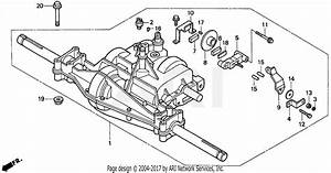 Husqvarna Lawn Tractor Carburetor Diagram