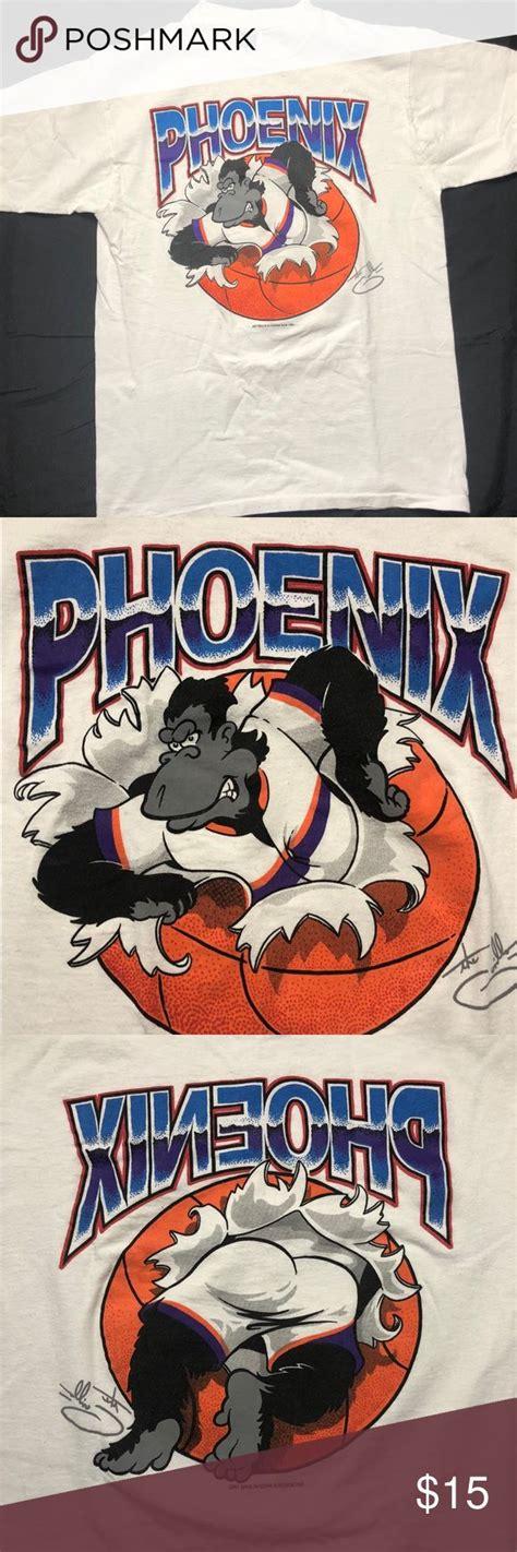 Vintage 1992 Phoenix Suns Gorilla basketball   Vintage ...