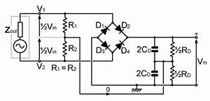 General Circuit Diagram Of The Bridge Rectifier  A  Full