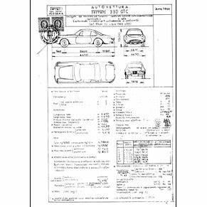 triumph tr3a wiring diagram triumph free engine image With ferrari 330 gtc wiring diagram