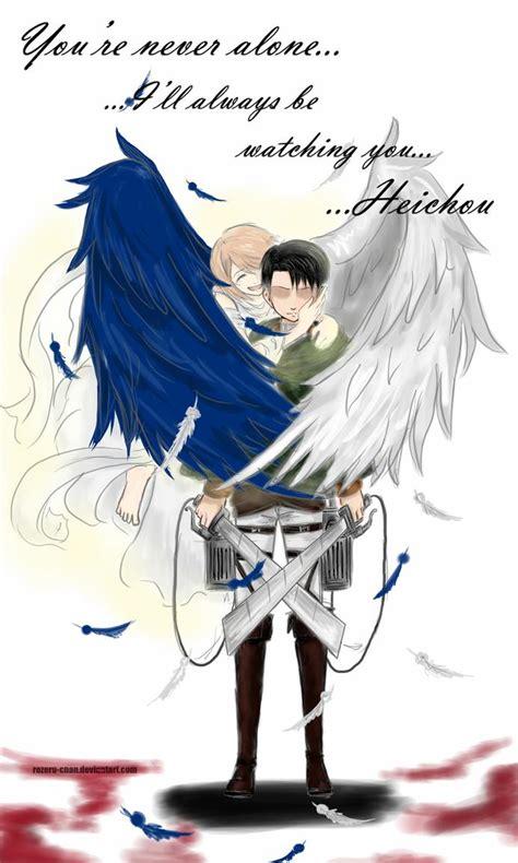 shingeki  kyojin levi  petra wings  freedom