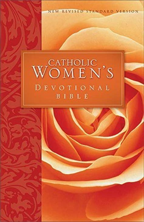 Nrsv, Catholic Women's Devotional Bible, Hardcover