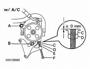 Alternator Belt Installation  I Cannot Get Alternator Belt