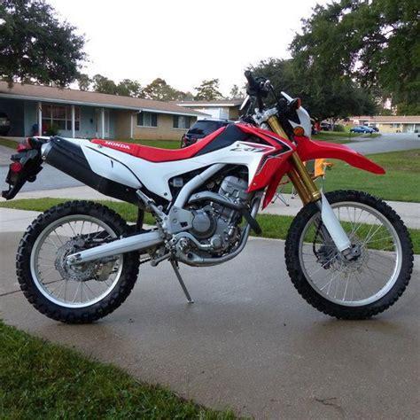 street legal motocross bikes 2014 honda crf250l street legal dirt bike for sale on 2040