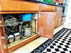 Kitchen Organization Ideas Pots & Pans – Be My Guest With