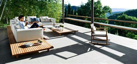 exclusive gartenmöbel lounges vis 224 vis sofa collection outdoor 2016