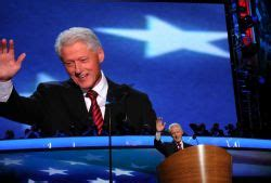Bill Clinton Sets The Stage For President Obama