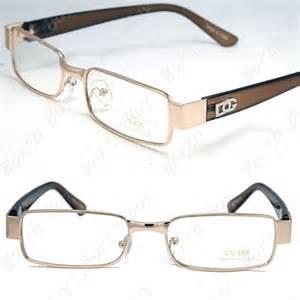designer glasses new mens womens dg clear lens frames glasses designer fashion optical rx 32 ebay