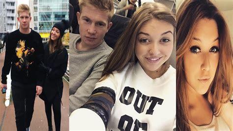 Kevin De Bruyne's girlfriend Michele Lacroix - YouTube