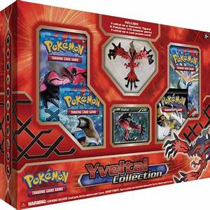 Pokemon X & Y Yveltal Collection - Walmart.com