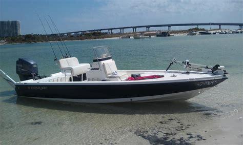 Century Boats Of Ta Bay by 2202 Century Bay Boat With Yamaha F250 Loaded The