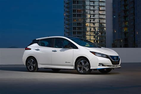 2019 Nissan Leaf by The Best Of Ces 2019 Slashgear