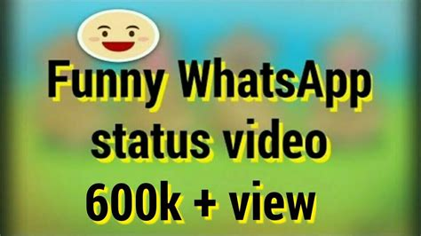 whatsapp status video    funny status video