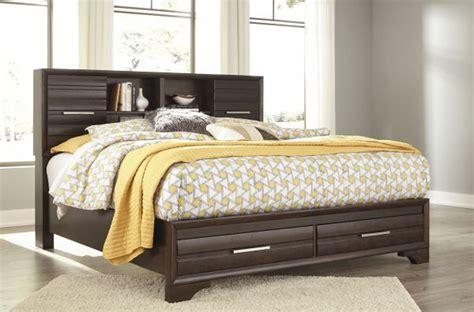Cing Bed by Carissa California King Bed Walker Furniture Las Vegas