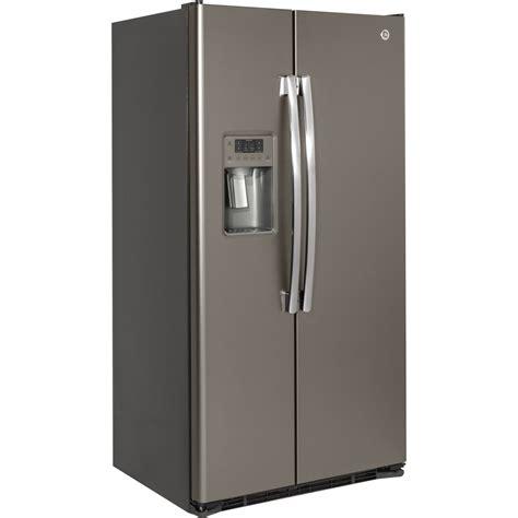 gzsdmjes ge counter depth side  side refrigerator