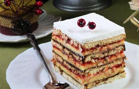 Posna moskva šnit torta (recepti). Pin auf RECEPTI...IDEJE ...