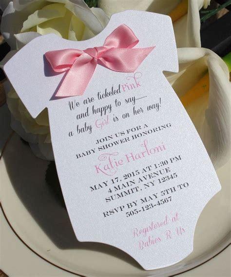 Baby Shower Invite Ideas - best 25 baby shower invitations ideas on diy