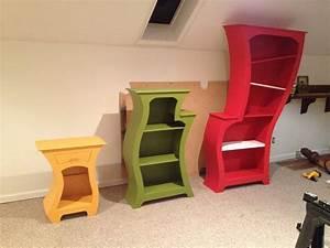 Dr Seuss Bookshelves - by cobb769 @ LumberJocks com