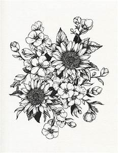 sunflower tattoos - Google Search | INK | Pinterest ...