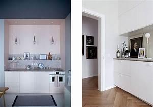 Idée Aménagement Petite Cuisine : amenagement petite cuisine amnager un ilt central dans ~ Dailycaller-alerts.com Idées de Décoration