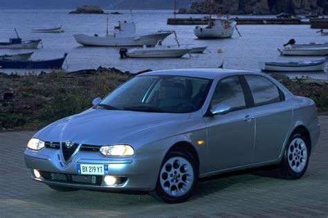 Alfa Romeo 156 2.5 V6 24v Distinctive 2002