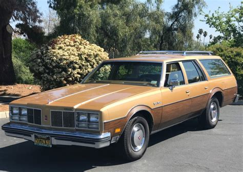 Station Wagon For Sale by 1977 Oldsmobile Custom Cruiser Station Wagon For Sale On
