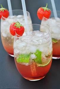 Cocktail Rezepte Alkoholfrei : die besten 25 alkoholfreie cocktails ideen auf pinterest leckere alkoholfreie cocktails ~ Frokenaadalensverden.com Haus und Dekorationen