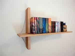 Suspension Shelf — Robby Cuthbert Design